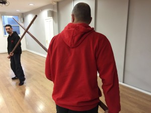 Wing Chun martial arts form