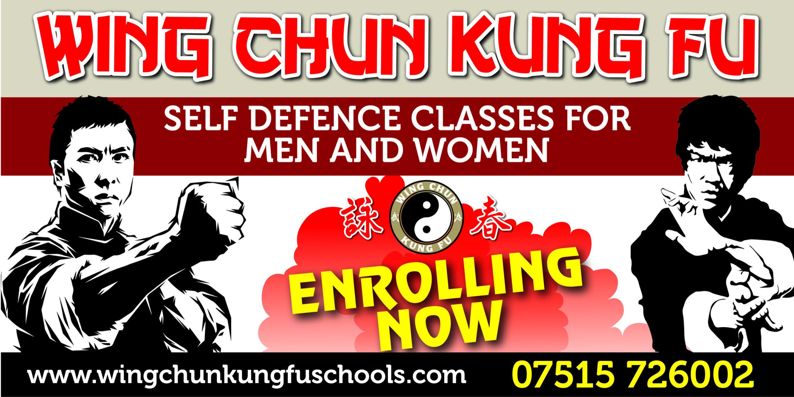 Adult Wing Chun Classes